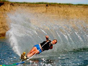 Marlyn Water Skiing